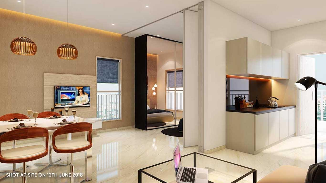 Aqualily Apartment Interior