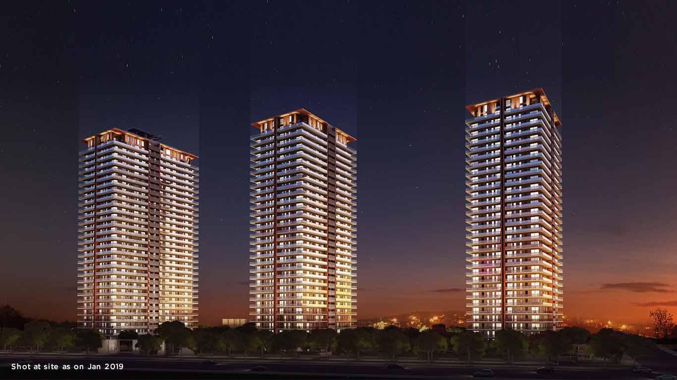Mahindra Luminare Gurgaon Overview