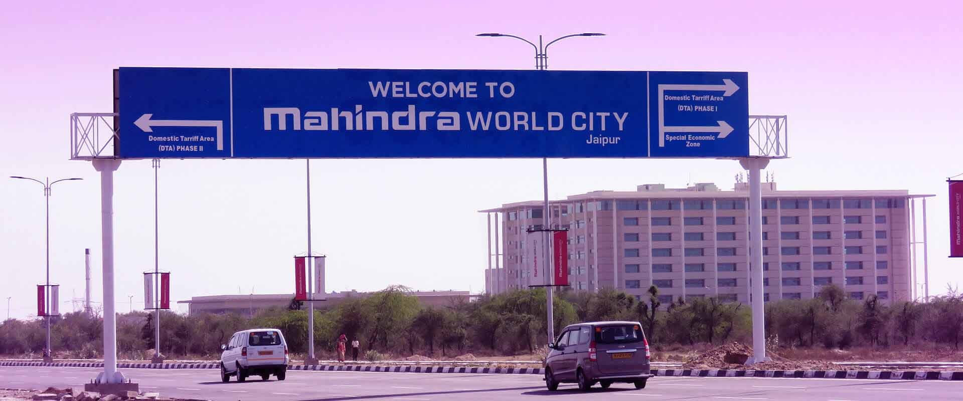 Mahindra World City Banner Jaipur
