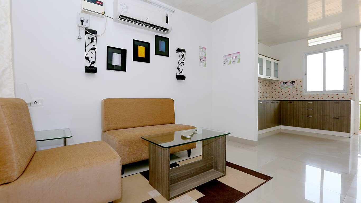 Mahindra Happinest Avadi - Show Flat