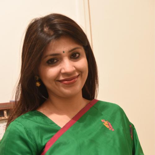 Ms. Amrita Verma Chowdhury