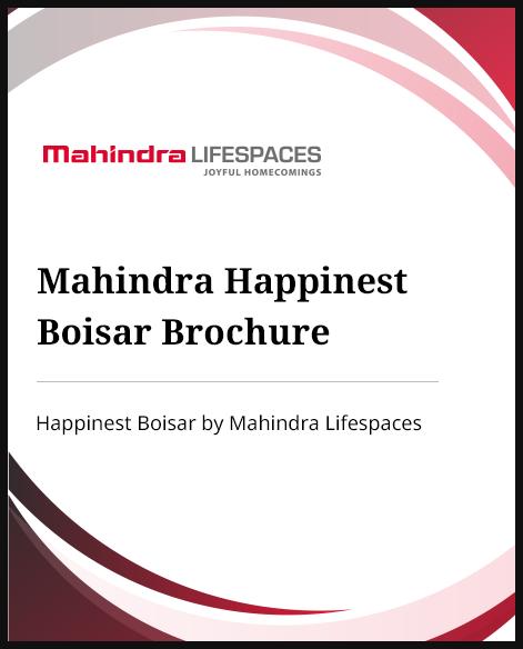 Mahindra Happinest Boisar