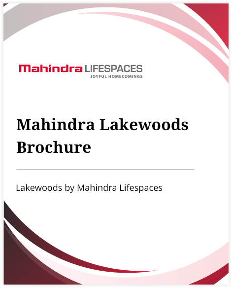 Lakewoods Brochure by Mahindra Lifespaces
