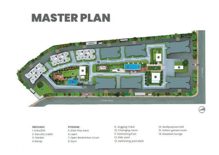 Mahindra Lakewoods Master Plan