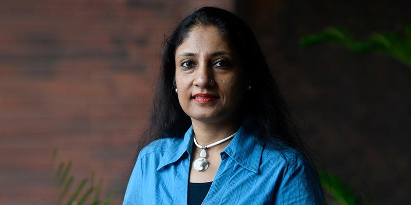 Sunita Purushottam, head of sustainability