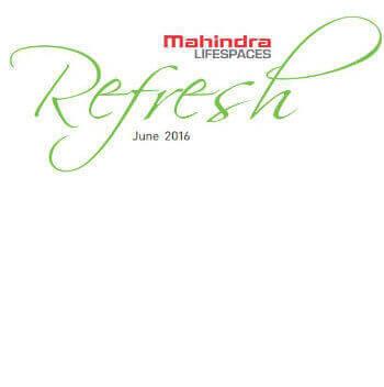 Mahindra Refresh Logo