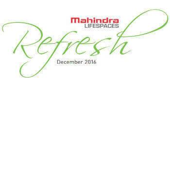 Mhaindra Lifespaces Logo